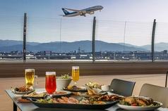 福岡空港ビアマルシェ SORAGAMIAIR ソラガ ミエールの写真