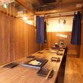 12名様用のテーブル席もございます!梅田エリアでご宴会の際は是非ご利用下さい。飲み放題メニューは豊富なラインナップで、女性に人気なカクテルも多数ご用意しております♪人数が多くて好みがバラバラでも心配ありません。ご不明点等ありましたら、お気軽にお問い合わせください!