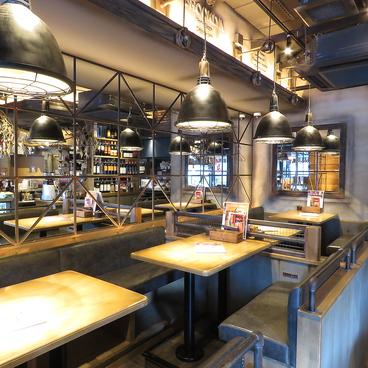 ブルックリンカフェ THE BROOKLYN CAFE 栄 テレビ塔店の雰囲気1