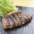 料理メニュー写真和牛の西京焼き