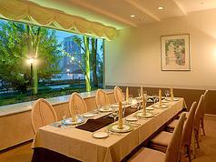 新潟グランドホテル フランス料理レストラン ベルビューの特集写真