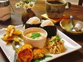 こみちカフェのおすすめ料理2