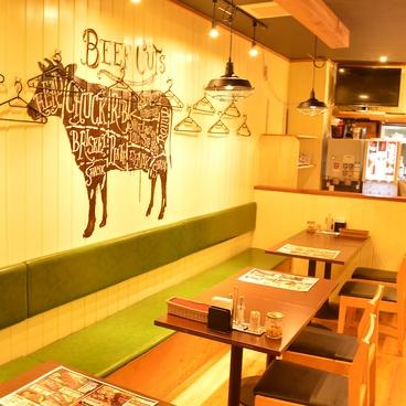 ステーキハウス #29 ニジュウキュウ 広島立町店の雰囲気1