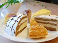 お誕生日特典★ケーキサービス♪