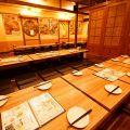 農家と漁師の台所 北海道知床漁場 東陽町店の雰囲気1