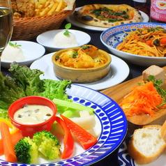 イタリアンバル パステル 武蔵新城駅前店のおすすめ料理1