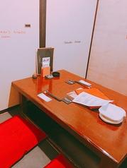 和+洋+亜cooking ふぅ~ど 熊本本店の雰囲気3