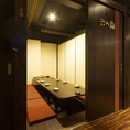 8名様完全個室★何名様でも完全個室へご案内★※系列店舗との併設店舗となります