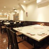 【2F】15名様~36名様まで貸切承ります!フロアが貸切になるのでプライベート空間でお食事を楽しめます!
