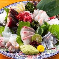 飲み放題付きコース4000円~!新橋で楽しむ空輸直送鮮魚
