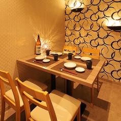 鮮魚と個室和食 膳屋 札幌すすきの店の雰囲気1