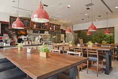 chowder's cafe 愛宕グリーンヒルズ店の写真