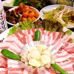 韓国居酒屋 ソウル SeOUL 宮崎市のおすすめ料理1