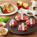料理メニュー写真幻の羊肉「ホゲット」入り!【ジンギスカン】4種食べ比べセット