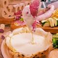 料理メニュー写真流れるチーズが◎ ご予約限定!!「シカゴピザ」