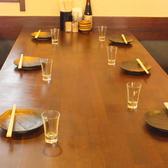 どんなシーンでも大活躍のテーブル席。