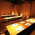 【貸切宴会】渋谷最大級の宴会場を完備。団体様でのご宴会・貸切宴会・パーティーもご予約承ります。当店で思い出に残るひとときを…(渋谷/個室/和食/九州料理/デート/女子会/合コン/誕生日/記念日)