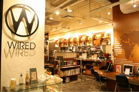 WIRED フレンテ明大前店
