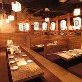 わいわいと楽しく飲みたい時は 塚田農場 梅田お初天神通り店へ☆スタッフ一同、みなさまのご来店をお待ちしております!
