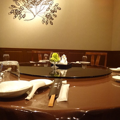 中華料理といえば円卓!お子様椅子もございます♪
