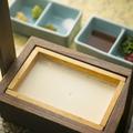 料理メニュー写真出来立て手作り豆腐