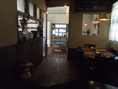 こみちカフェの雰囲気2