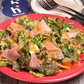 料理メニュー写真サラダ