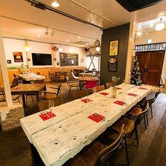 D Lounge カフェダイニング&セレクトショップの雰囲気1