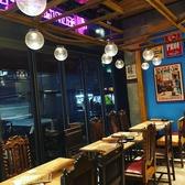 BUTCHER REPUBLIC ブッチャー リパブリック 仙台 シカゴピザ&ビアの雰囲気2