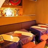 半個室の貸切も可能♪8名~貸切にも!!宇田川カフェプロデュースのオシャレな店内で是非タイ料理をご堪能くださいませ!!