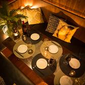 少人数から大人数までご案内可能となっております!お客様の人数に合わせた素敵なお席をご用意させていただきますね♪各種飲み会、ご宴会に!