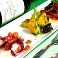 料理メニュー写真各種湘南の新鮮素材を使用した、こだわりの前菜たち