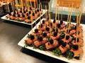 料理メニュー写真30人以上で立食パーティーもできます!