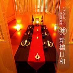 古民家個室と鍋料理 新橋日和の写真