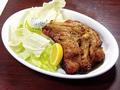 料理メニュー写真骨付鳥 レモンペッパー