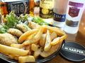 料理メニュー写真フィッシュ&チップス