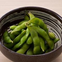 料理メニュー写真茶豆