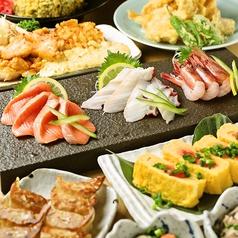 九州居酒屋ふうり 札幌パセオ店のコース写真