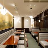 麻布茶房 日比谷シャンテ店の雰囲気2
