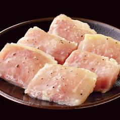 料理メニュー写真国産鶏もも(たれ/塩だれ/旨辛)