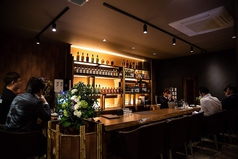 Whiskey bottle Bar 奏 KANADEの写真