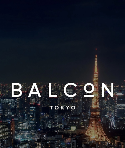 """BALCON TOKYO バルコン トーキョー"""