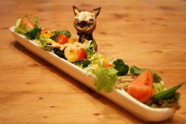 かほりやのおすすめ料理1
