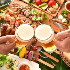 シュラスコビアガーデン アミーゴ 新宿店のおすすめ料理1