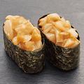 料理メニュー写真鮨処 つく田監修「貝とうに 出汁醤油仕立て」