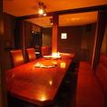 大人数の個室もございます。ご予約はお早目に!飲み放題付プラン3000円~ご用意。