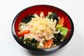 料理メニュー写真たいこサラダ