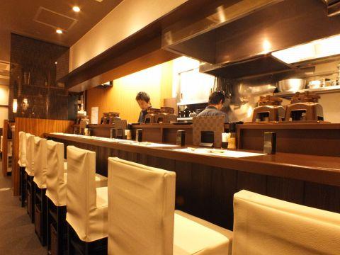 お出汁で食べる串かつと釜めしの専門店 ぎん庵 京橋|店舗イメージ3
