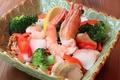 料理メニュー写真シーフードナシゴレン トムヤム風味