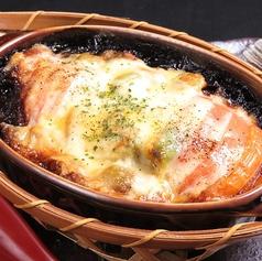 トマトとアボカドのチーズ焼